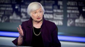 Janet Yellen  L'ancienne présidente de la Fed Janet Yellen  Photo : Associated Press / Andrew Harnik