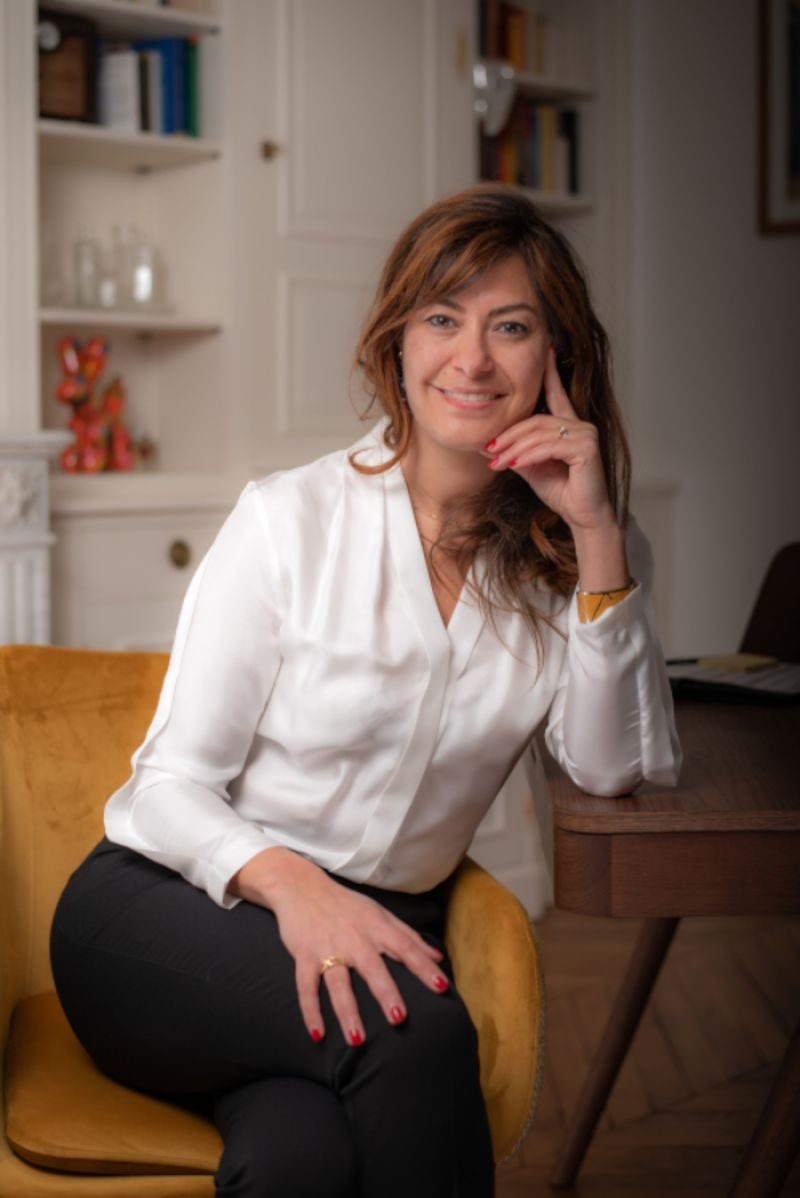 Hanane CARMOUN, Coach, Fondatrice de Brain Me Up Consulting et du cercle pheWomenal