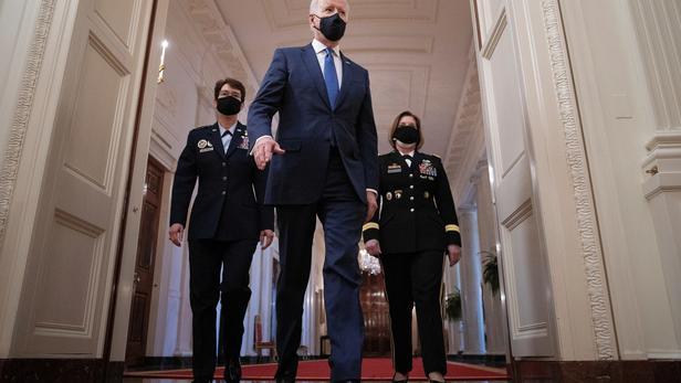 USA : Biden nomme deux femmes à la tête de commandements militaires