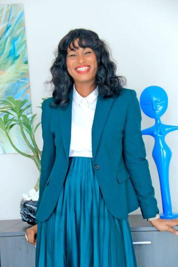 Aniela Vé Kouakou, Founding Partner/CEO AGILOYA Afrique
