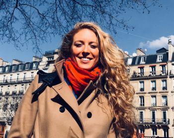 Cyrielle HARIEL, Présentatrice Objectif Raison d'Être, BFM Business