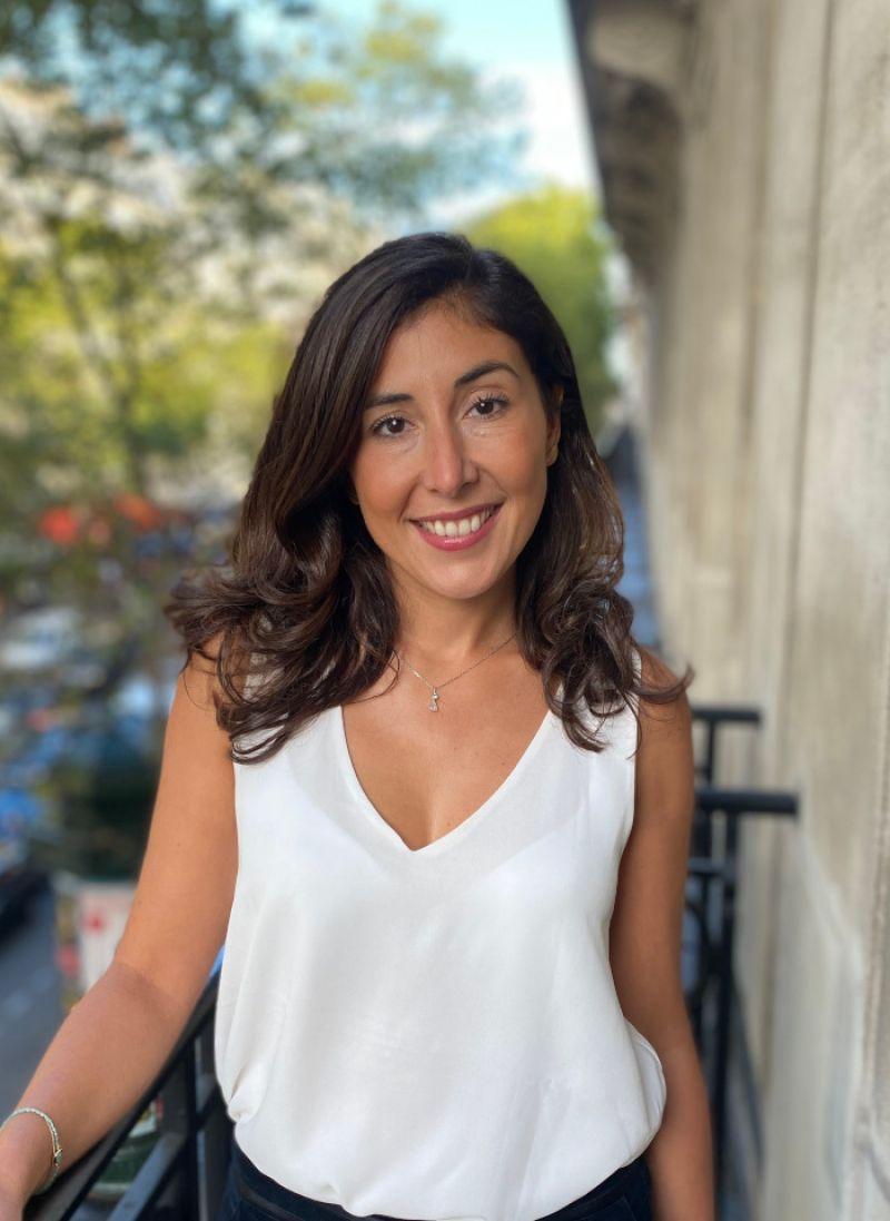 Leslie GARCON, Co-Fondatrice et Présidente de WEEM
