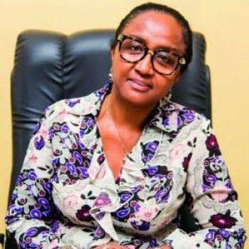 Joséphine ANDRIAMAMONJIARISON, Présidente de la Chambre de Commerce et d'Industrie d'Antananarivo, PDG du groupe Jocker Marketing & Associée Gérante du Cabinet Hermès Conseils