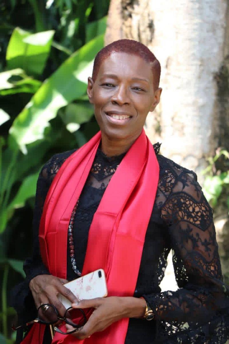 Caroline SACK KENDEM, CEO EZ PARK S.A., une femme engagée pour l'entrepreneuriat féminin