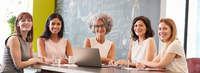 Faible, la part de femmes à la tête des entreprises dans le monde progresse, selon une étude