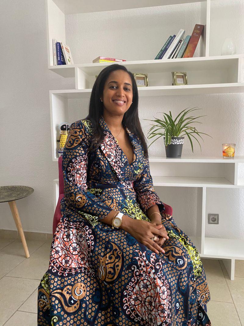 Mariame DIAKITE, Conceptrice d'Afriquette by Diam