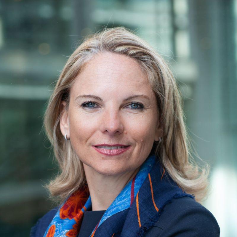 Ariane BENARD, Présidente de l'Association BNP Paribas MixCity