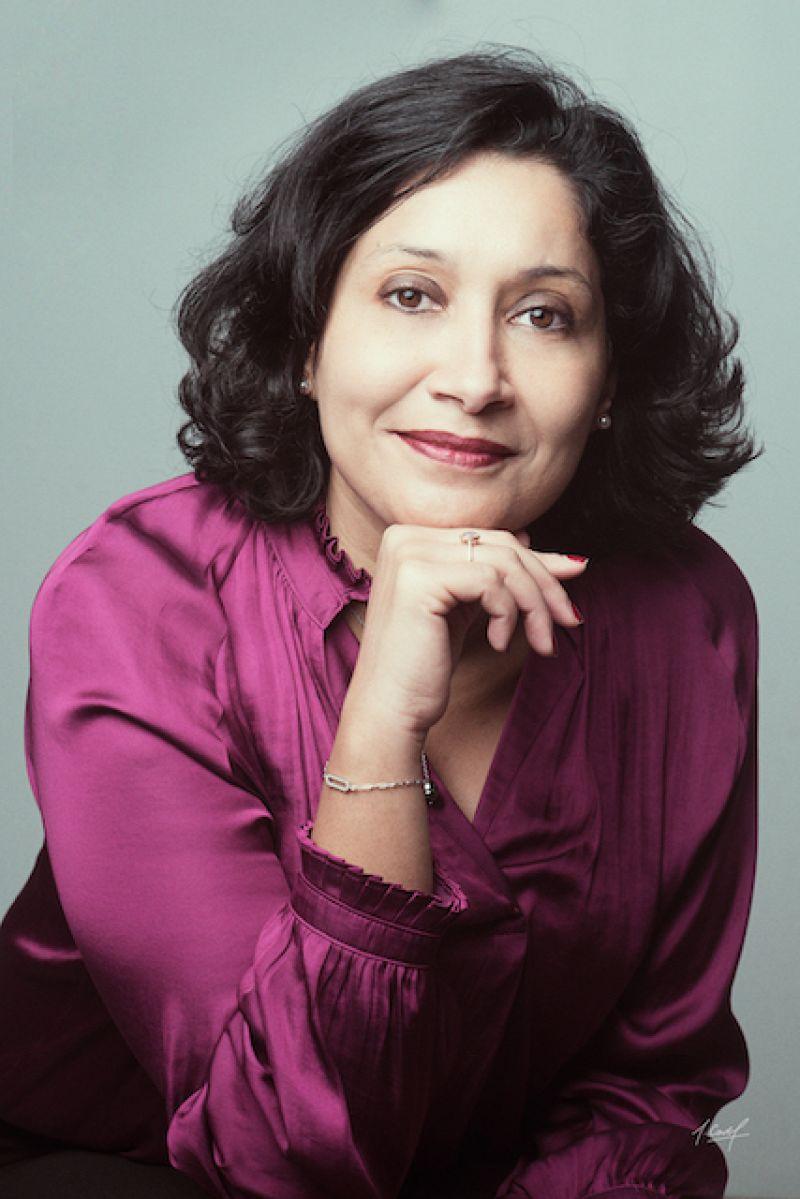 Meryem Kaf, Consultante en communication & image de marque chez MK Communication & Strategy