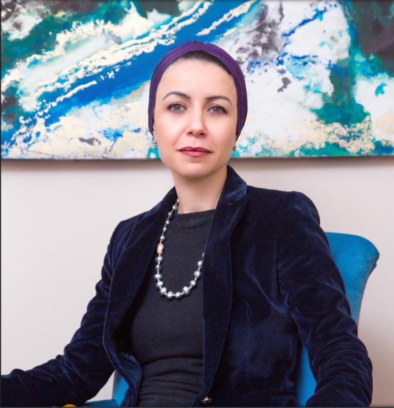 Inès Bouharb, Fondatrice et Executive Director de Excellia Leadership