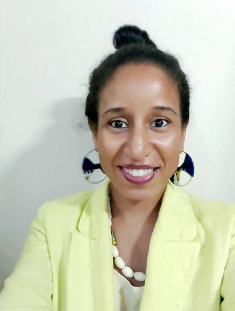 Sitti ABDALLAH épouse MSHANGAMA, Entrepreneure et Coordinatrice projets, Co-fondatrice GAMA Consulting en France