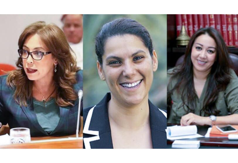 3 femmes à la tête des 3 grandes villes du royaume du Maroc (Casablanca, Rabat et  Marrakech)