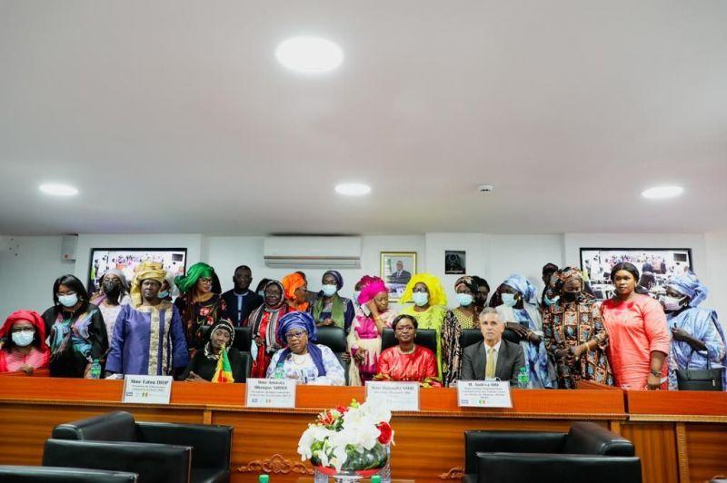 SENEGAL :L'observatoire National de la Parité (ONP) du Sénégal engagé pour plus de femmes aux élections de 2022